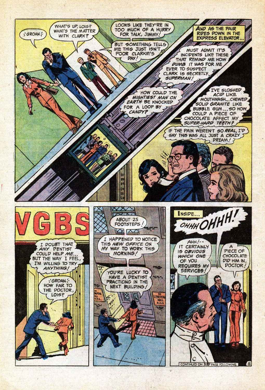 Read online Action Comics (1938) comic -  Issue #434 - 12