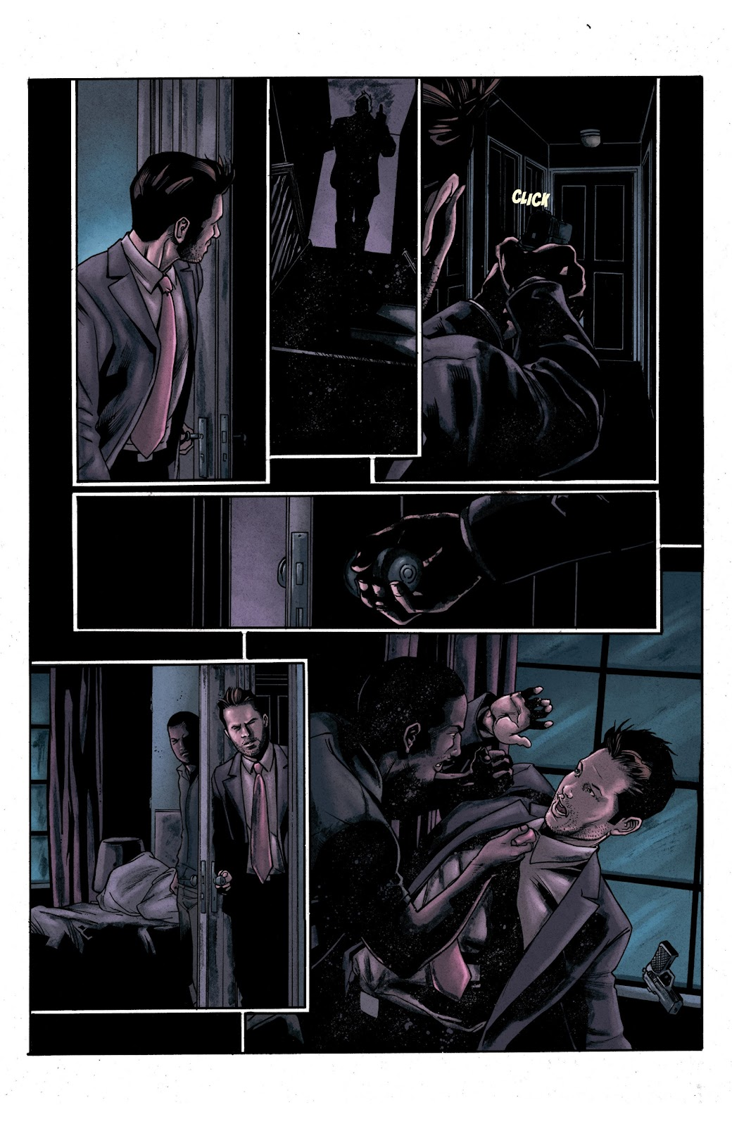 Read online Vindication comic -  Issue #2 - 22