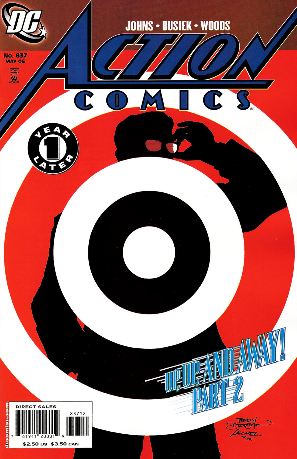 Read online Action Comics (1938) comic -  Issue #837 - 2