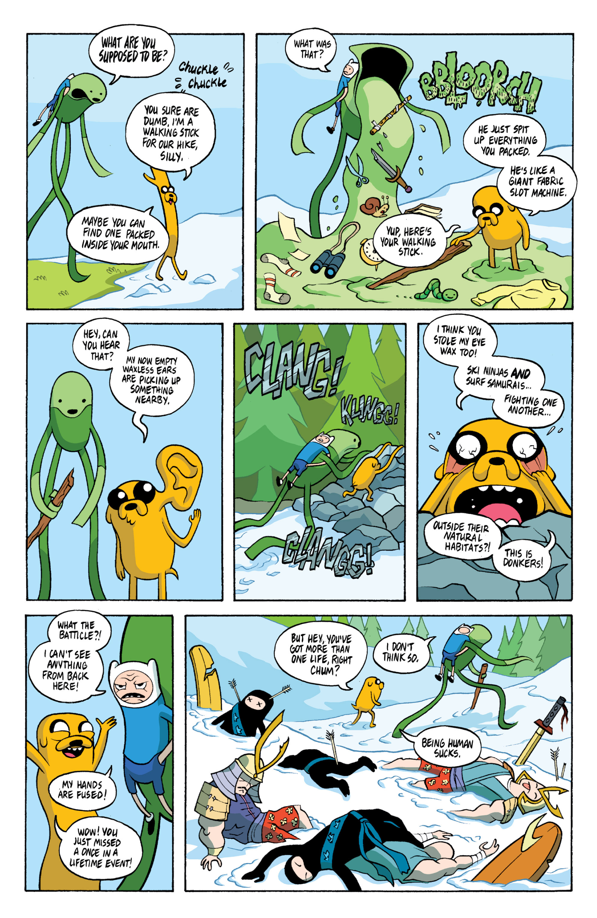 Read online Adventure Time comic -  Issue #Adventure Time _Annual 1 - 25