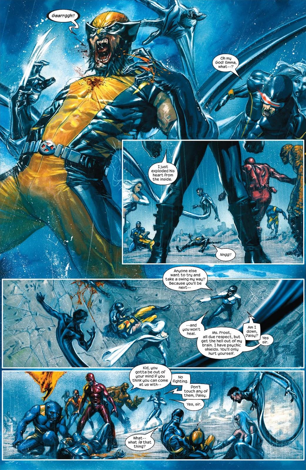 Read online Secret War comic -  Issue #5 - 25