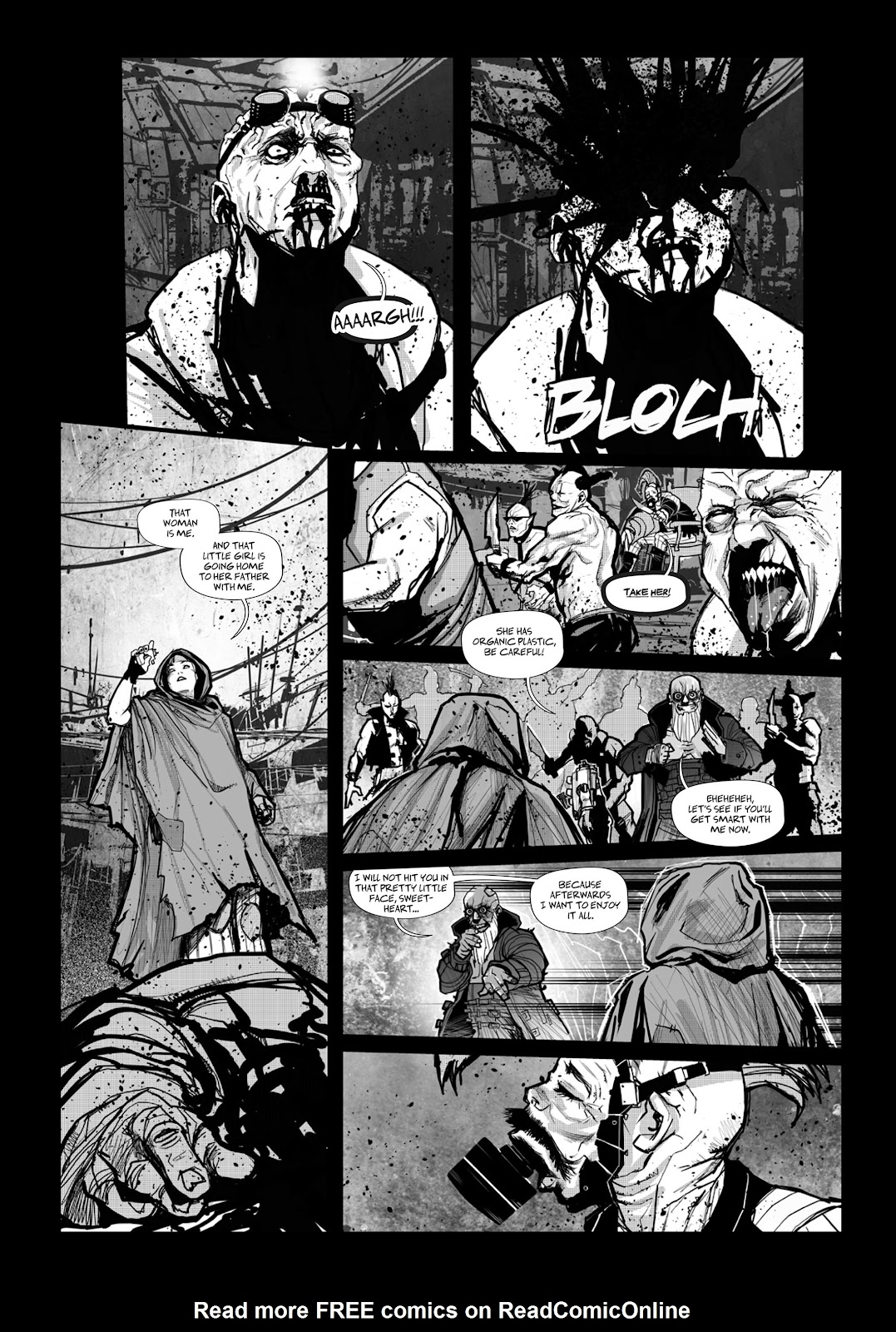 Read online Wrath of God comic -  Issue # _TPB - 85