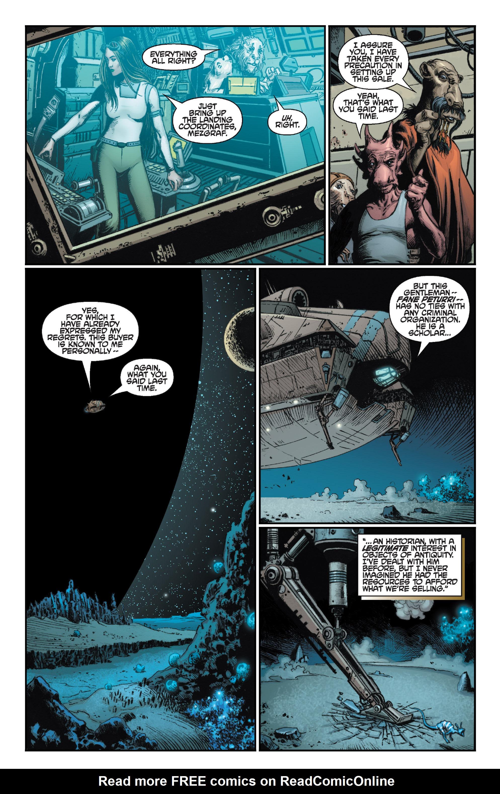 Read online Star Wars Omnibus comic -  Issue # Vol. 31 - 288