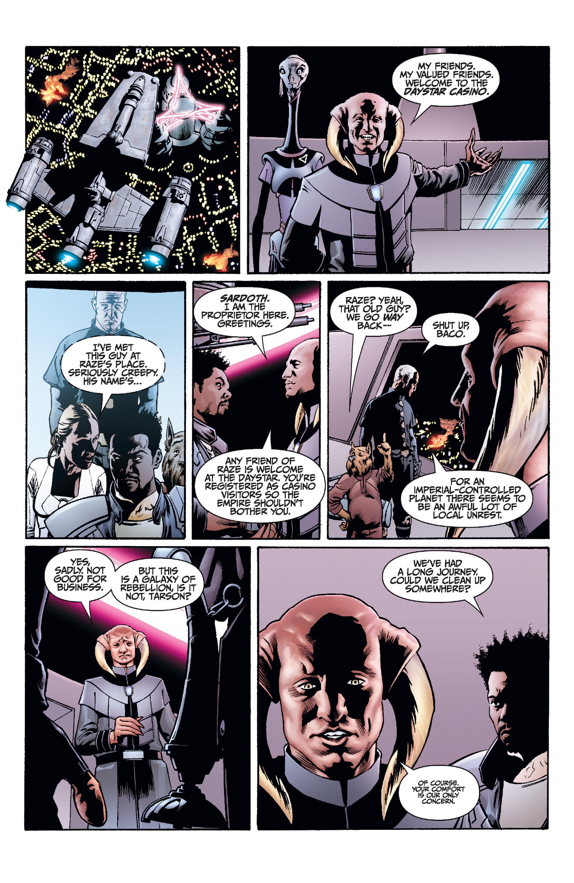 Read online Star Wars Omnibus comic -  Issue # Vol. 20 - 227