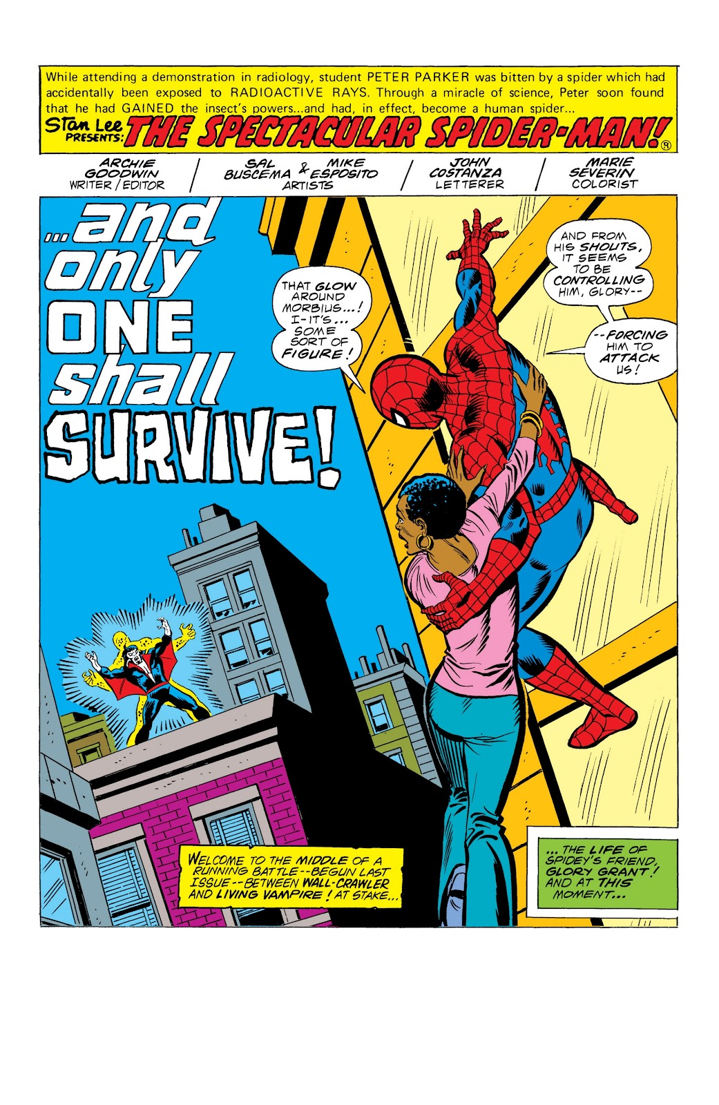 Read online Marvel Masterworks: The Spectacular Spider-Man comic -  Issue # TPB (Part 2) - 21