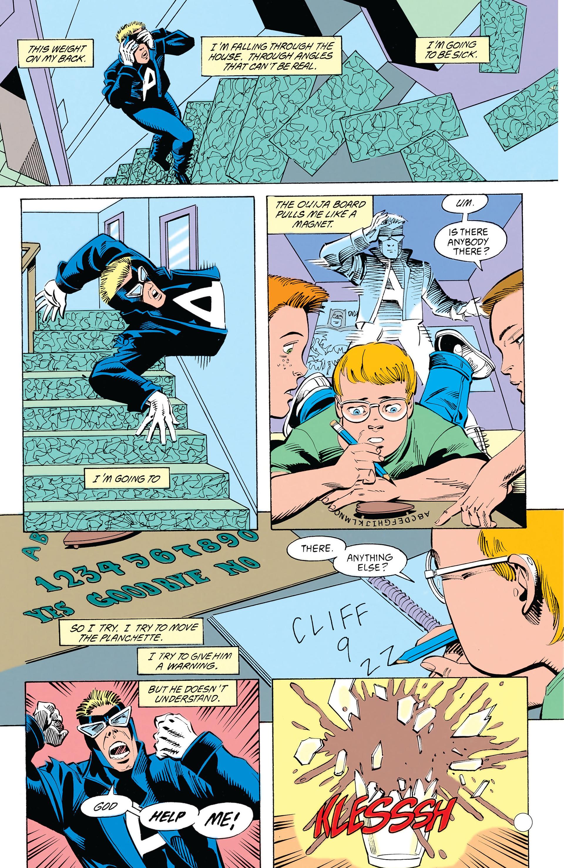 Read online Animal Man (1988) comic -  Issue #22 - 17