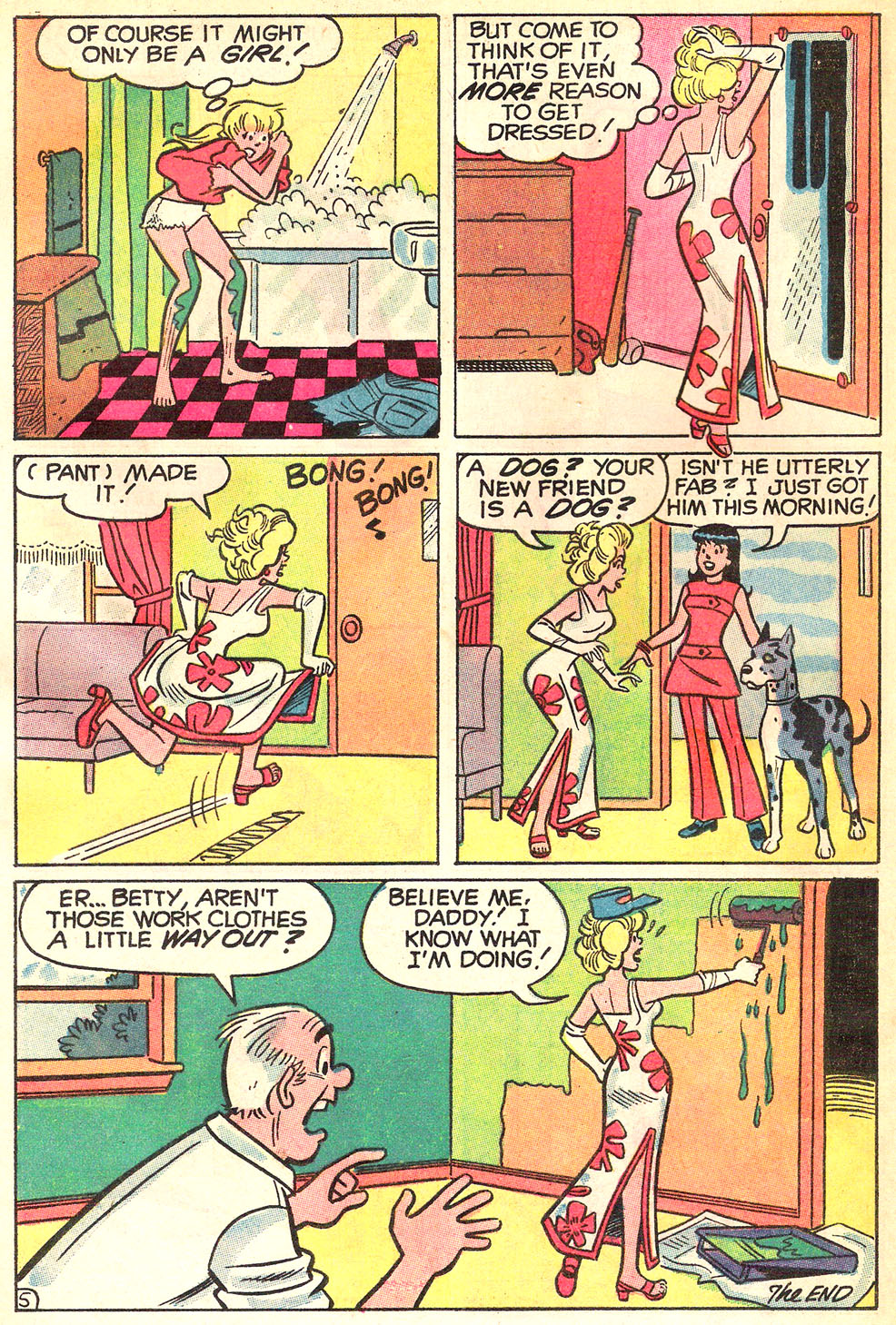 Read online Archie's Girls Betty and Veronica comic -  Issue #177 - 24