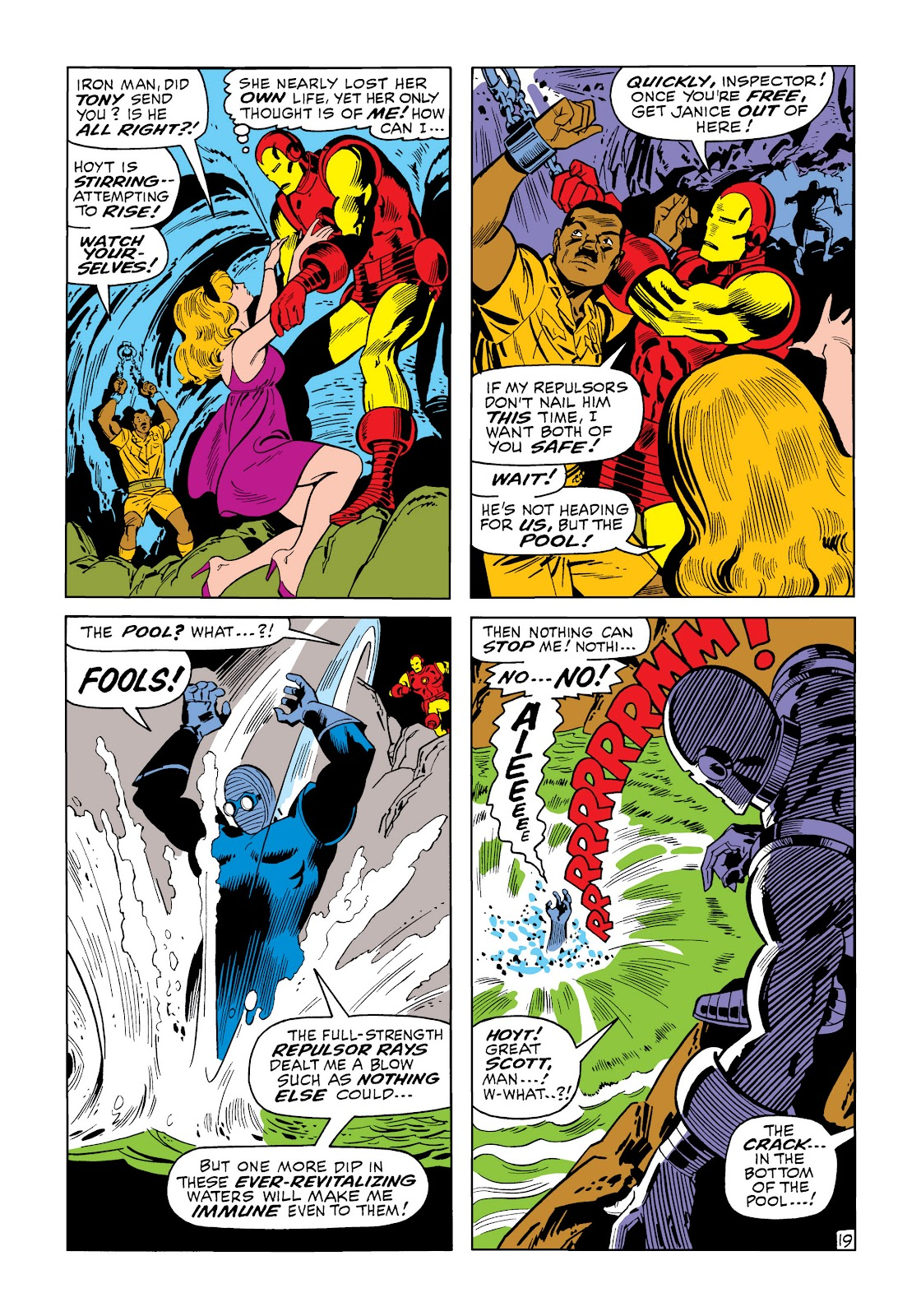 Read online Marvel Masterworks: The Invincible Iron Man comic -  Issue # TPB 6 (Part 1) - 25