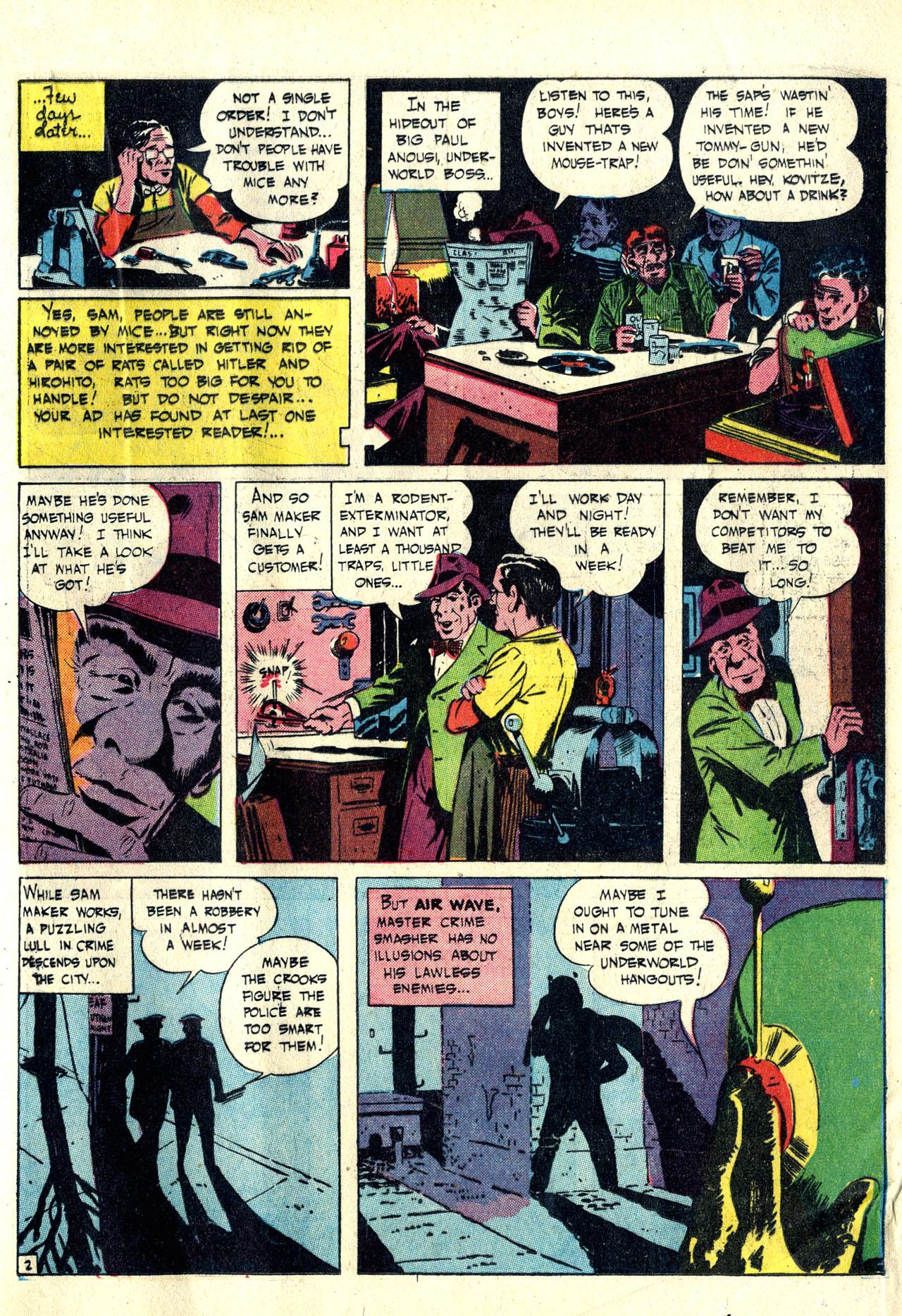 Read online Detective Comics (1937) comic -  Issue #78 - 39