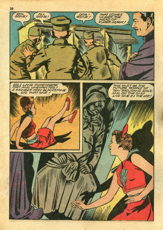Read online Super-Magician Comics comic -  Issue #14 - 28