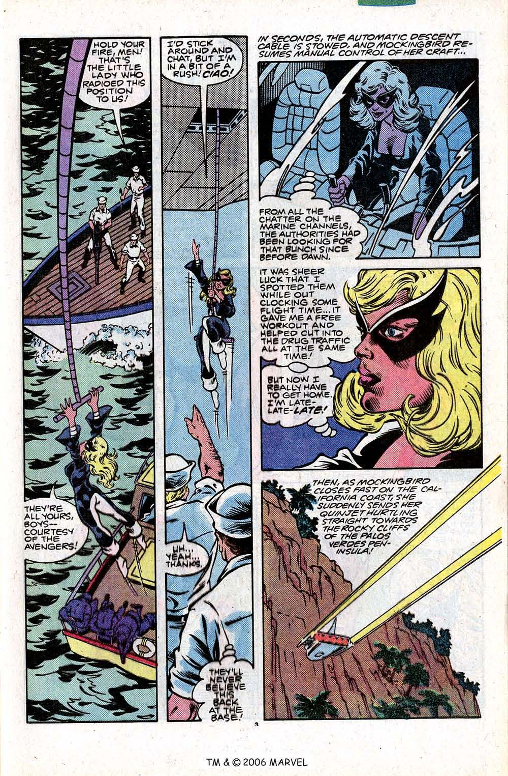 The Avengers (1963) 253 Page 4
