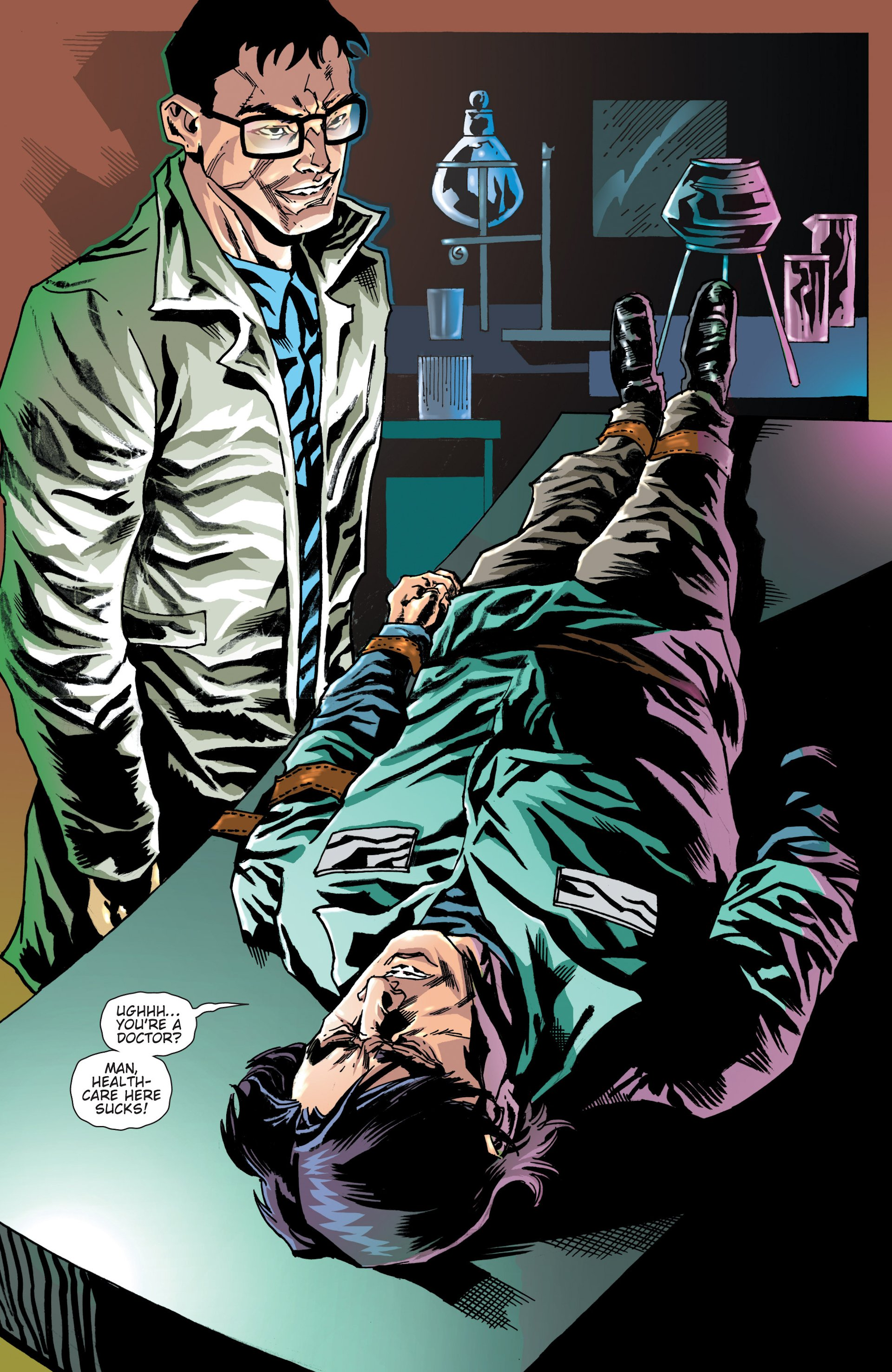 Read online Army of Darkness/Reanimator comic -  Issue #Army of Darkness/Reanimator Full - 6