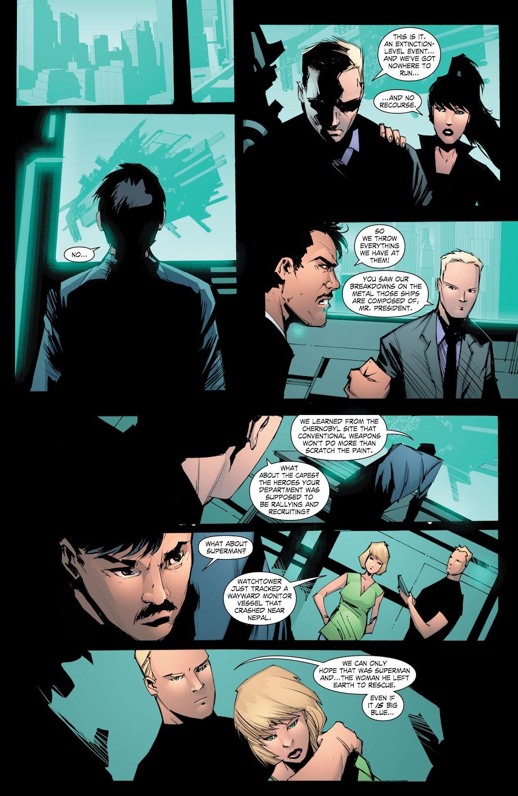 Read online Smallville Season 11 [II] comic -  Issue # TPB 8 - 173