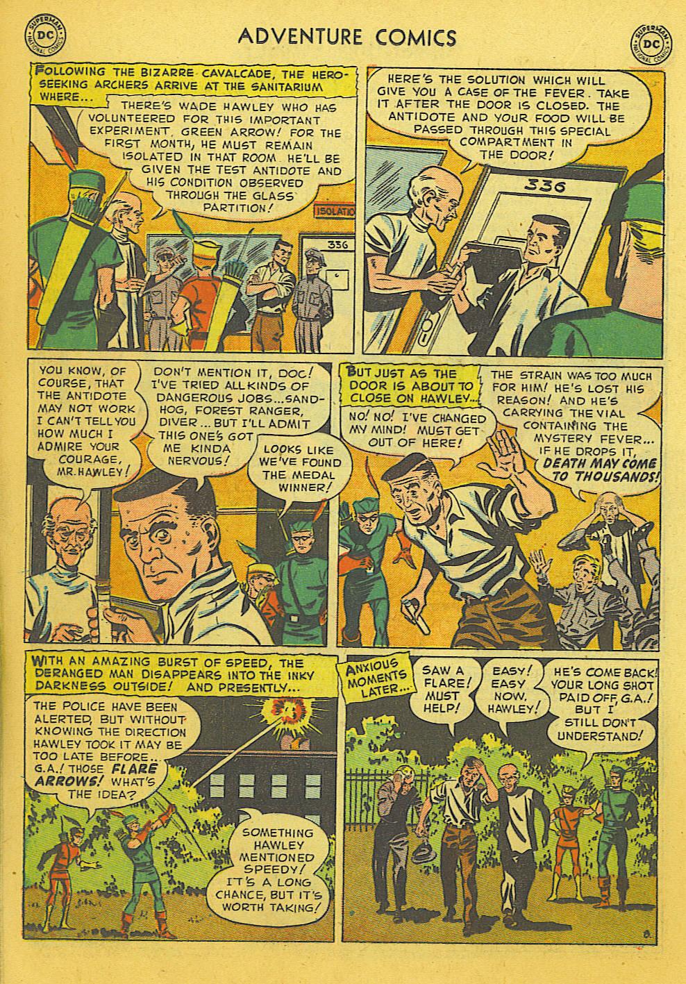 Read online Adventure Comics (1938) comic -  Issue #169 - 21