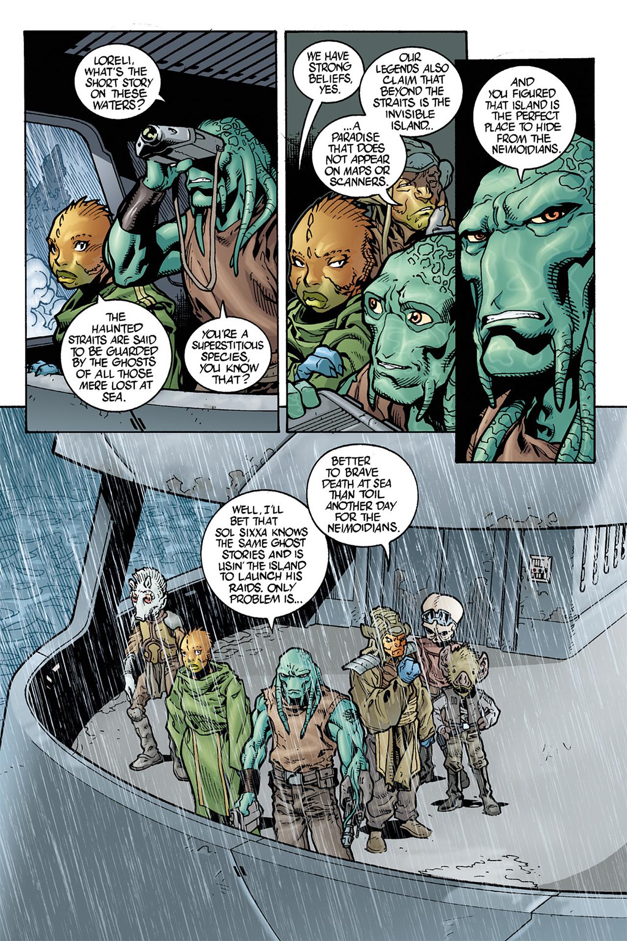 Read online Star Wars Omnibus comic -  Issue # Vol. 10 - 405