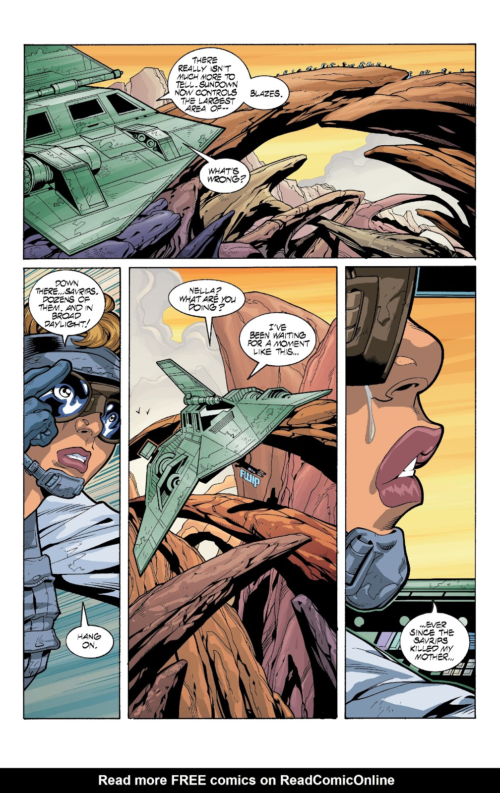 Read online Star Wars Legends: Rise of the Sith - Epic Collection comic -  Issue # TPB 1 (Part 4) - 6