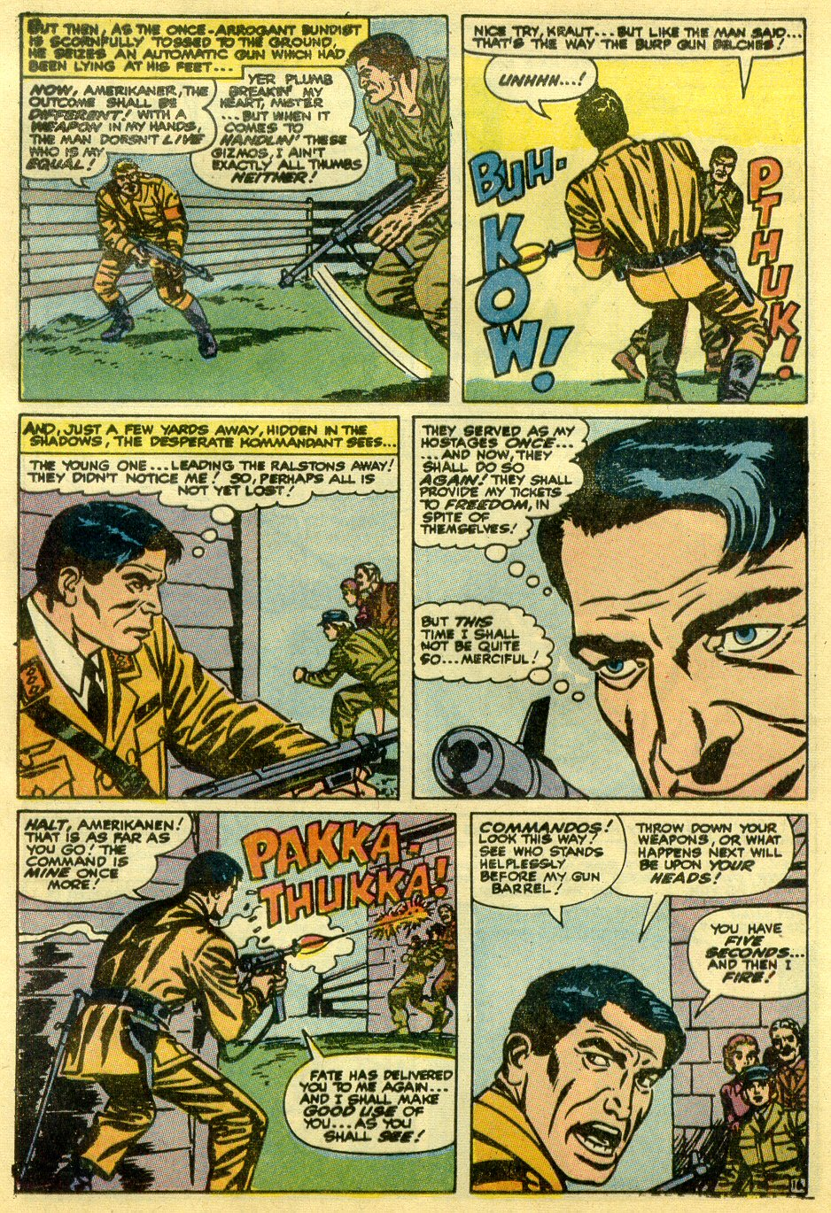 Read online Sgt. Fury comic -  Issue #82 - 24