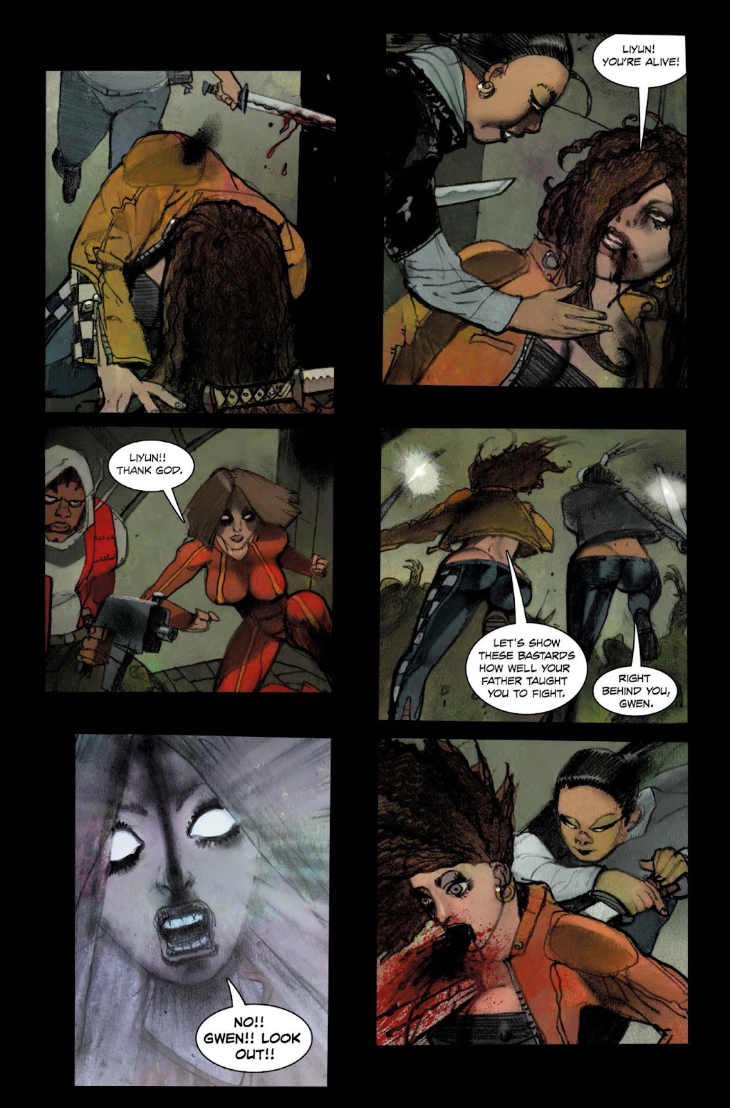 13 Coins issue TPB - Page 150