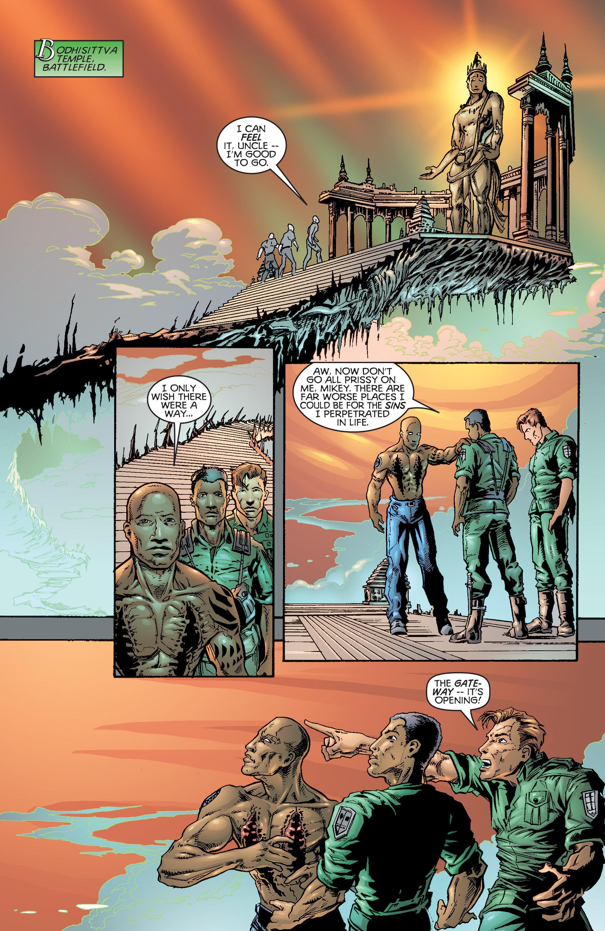 Read online Shadowman (1997) comic -  Issue #20 - 16