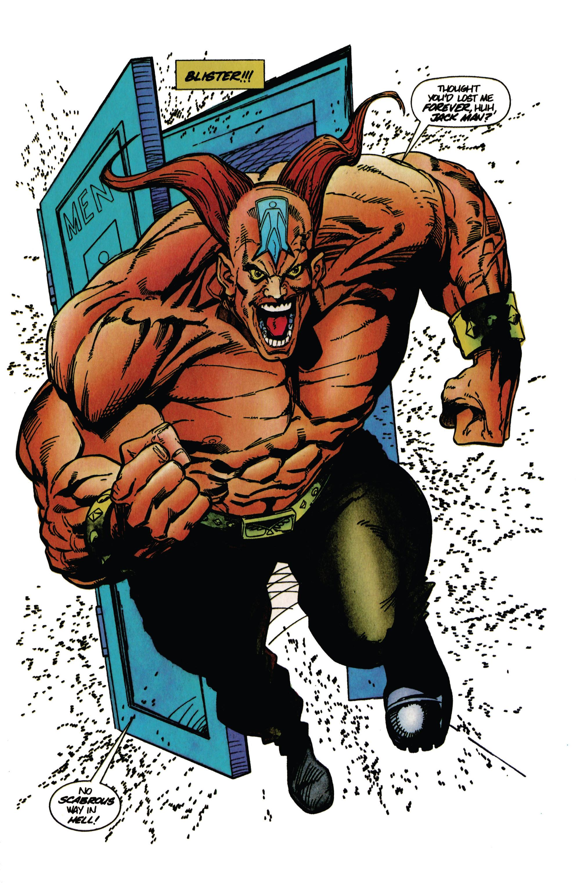 Read online Shadowman (1992) comic -  Issue #37 - 7