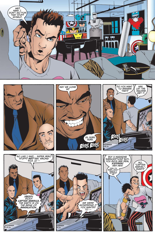 Captain Marvel (1999) Issue #1 #2 - English 4