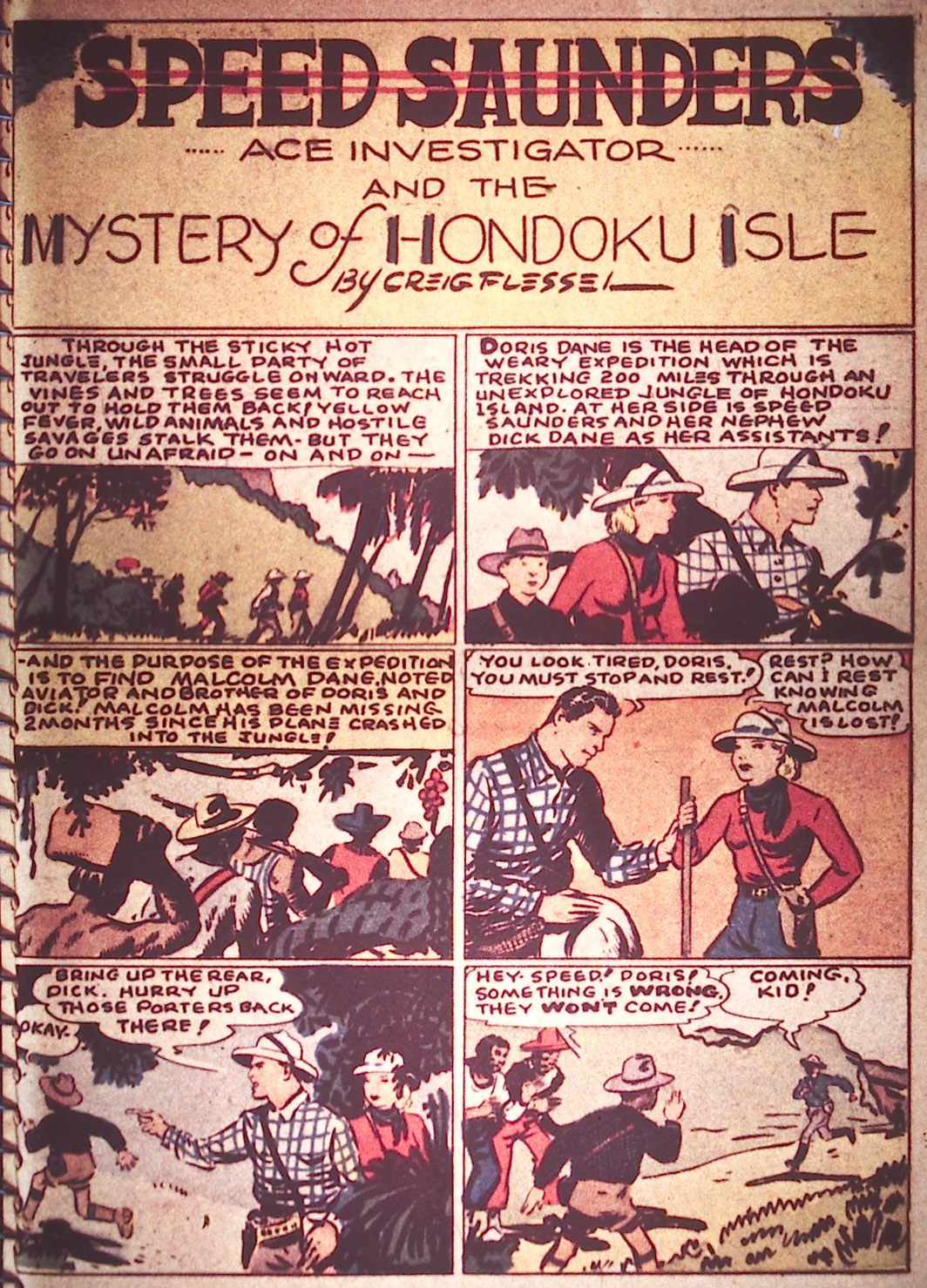 Detective Comics (1937) 14 Page 2