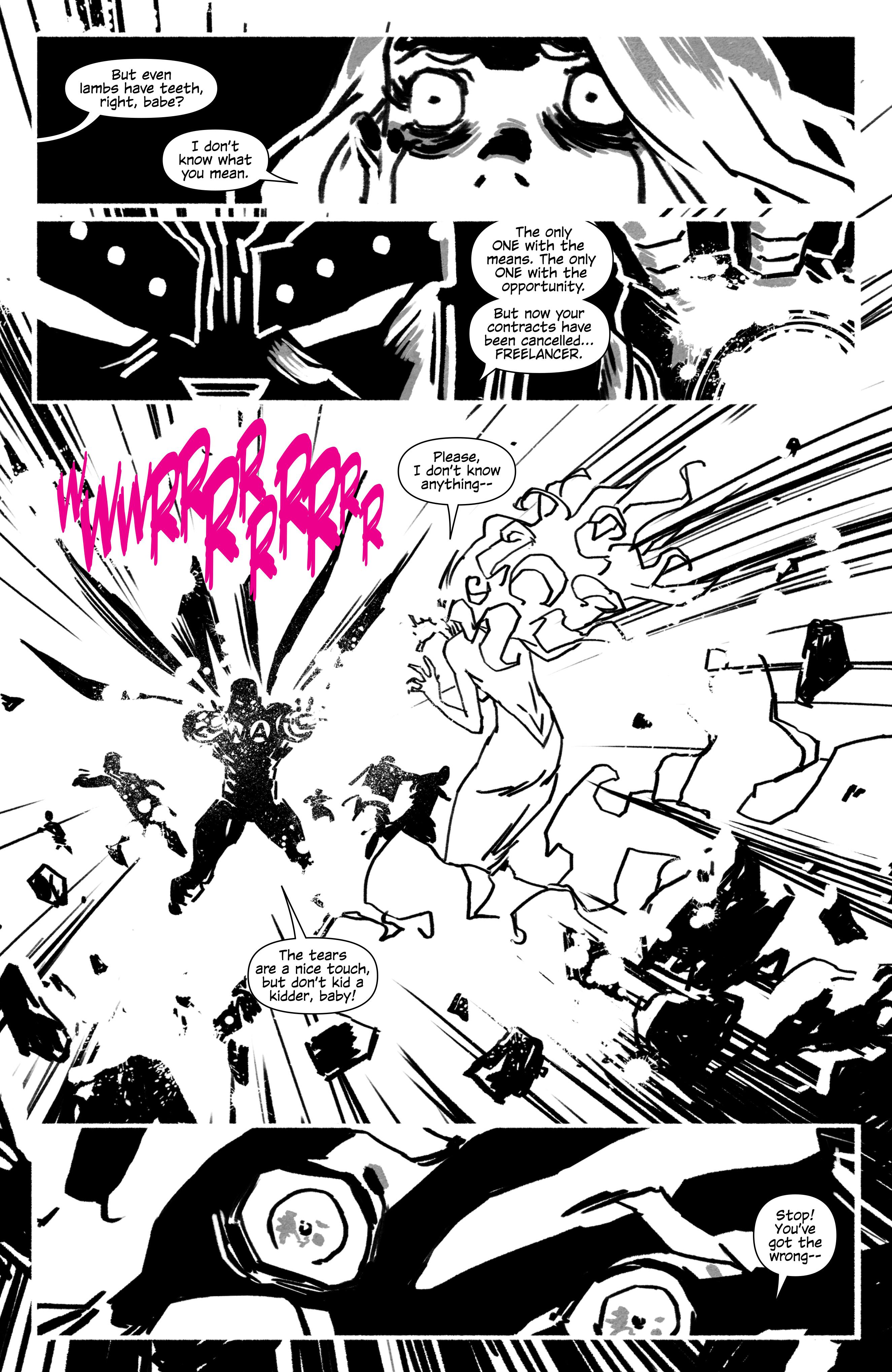 Read online Renato Jones, Season 2: Freelancer comic -  Issue #1 - 19