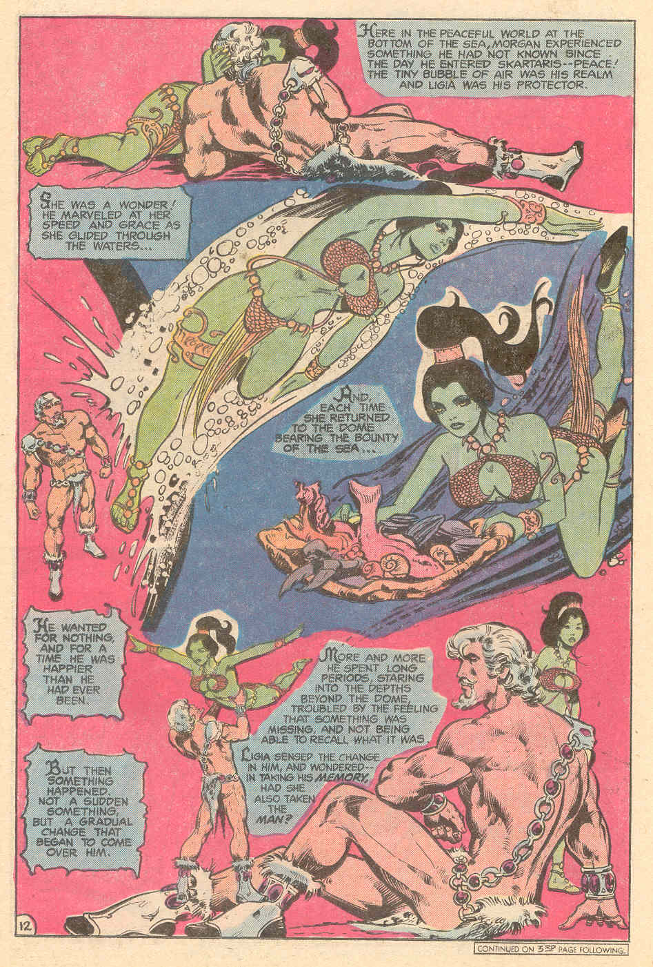 Warlord (1976) issue 24 - Page 13