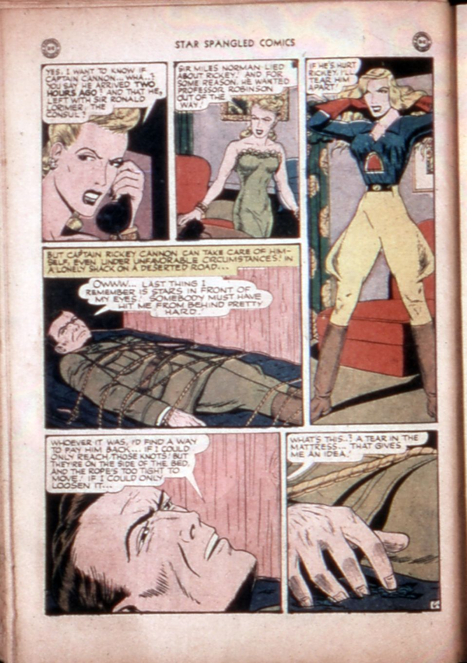 Star Spangled Comics (1941) issue 43 - Page 45