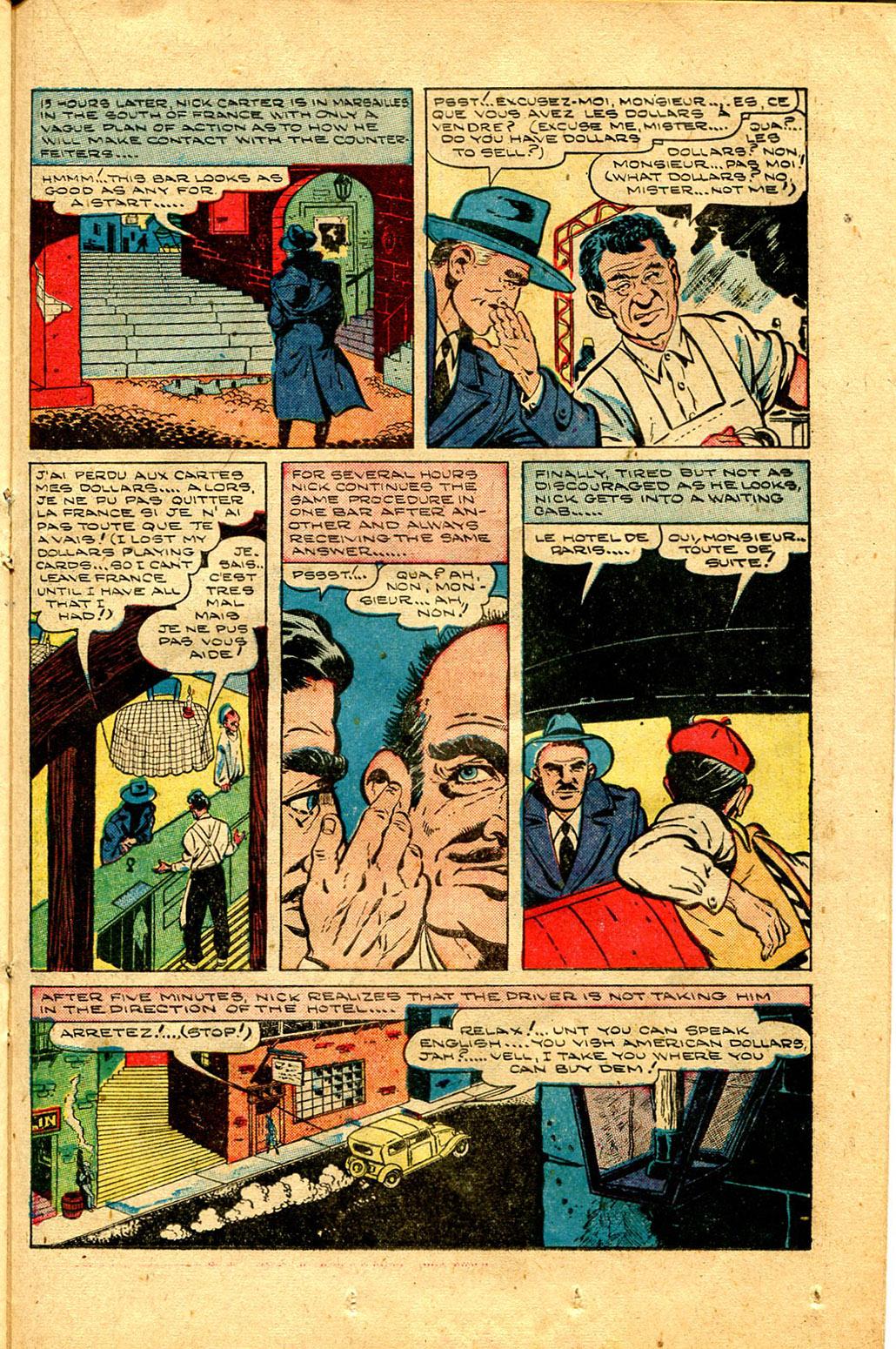 Read online Shadow Comics comic -  Issue #100 - 31