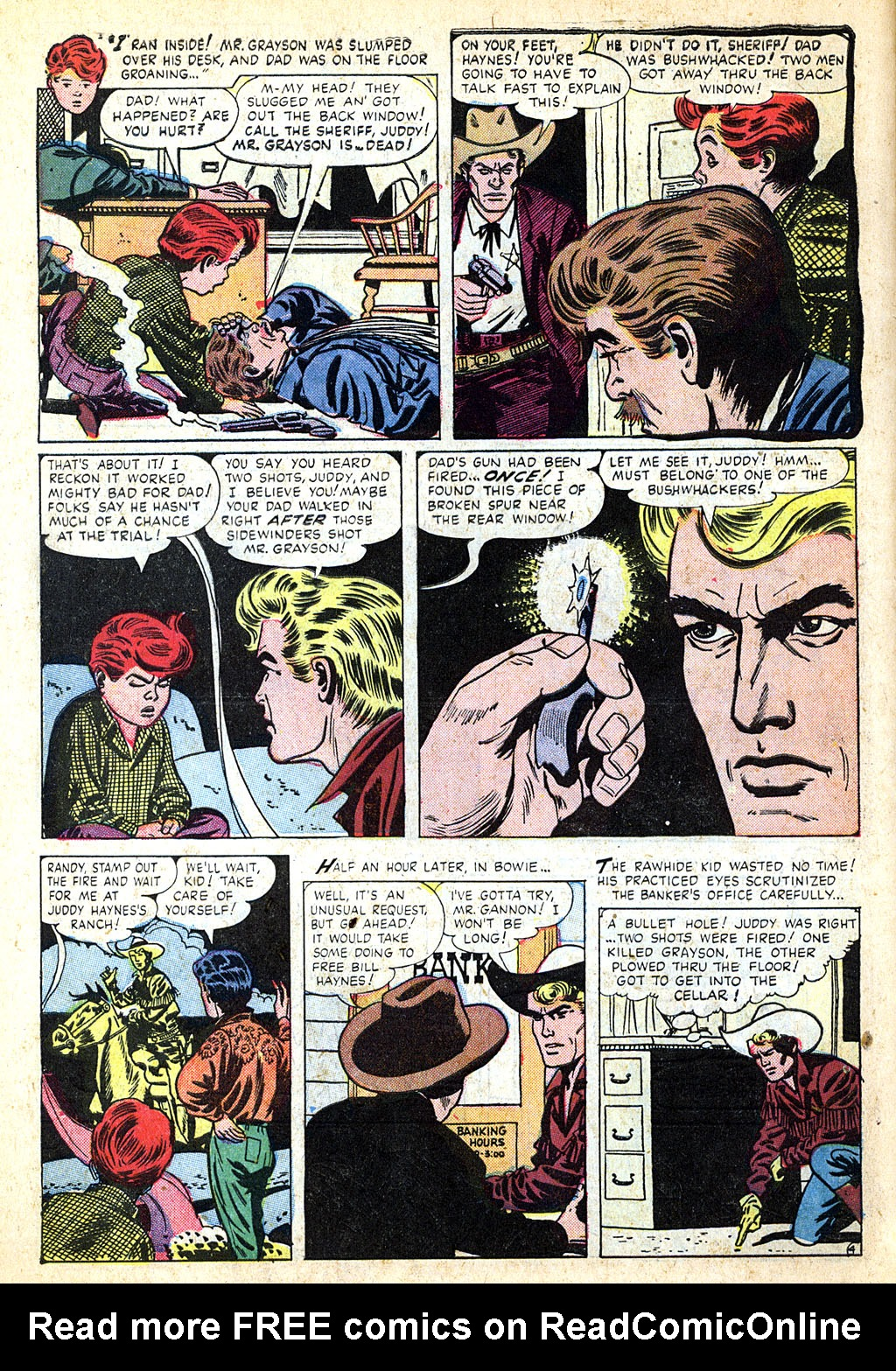 The Rawhide Kid (1955) issue 4 - Page 6