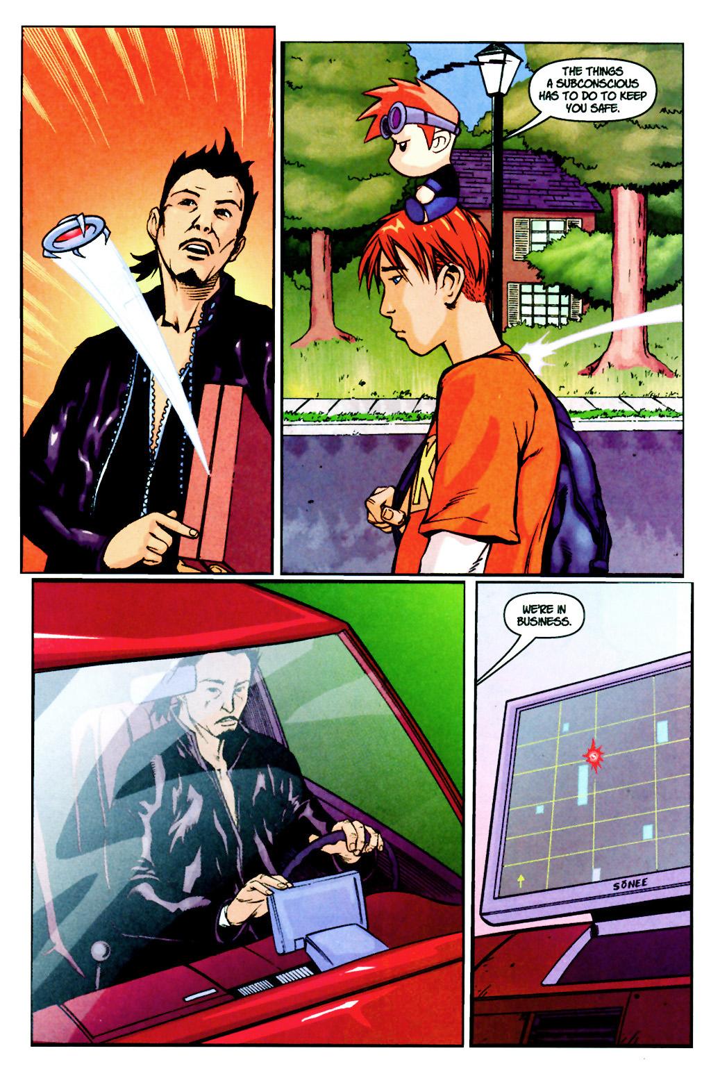 Read online SpyBoy: Final Exam comic -  Issue #2 - 9