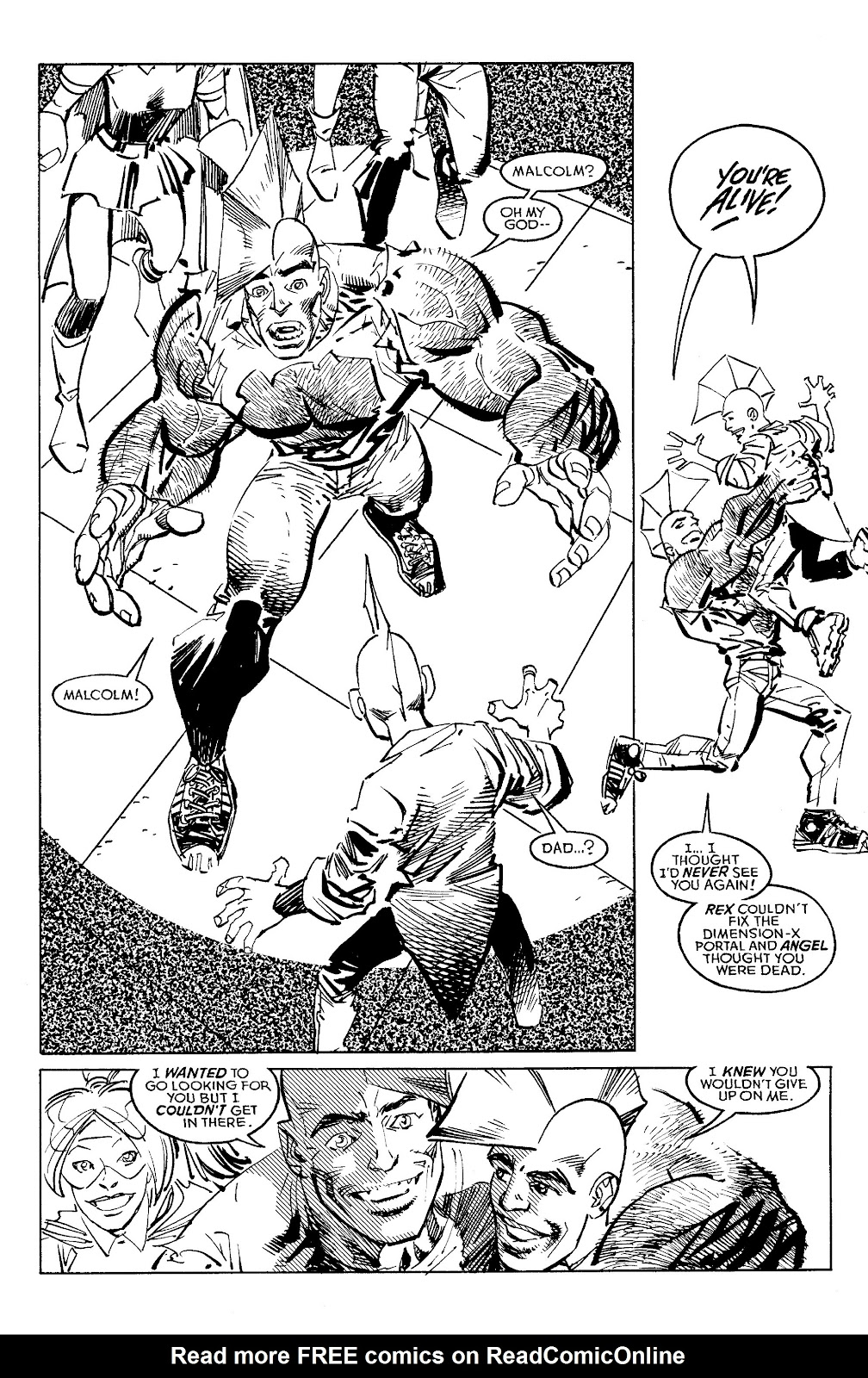 Read online Savage Dragon Archives comic -  Issue # TPB 6 (Part 4) - 51