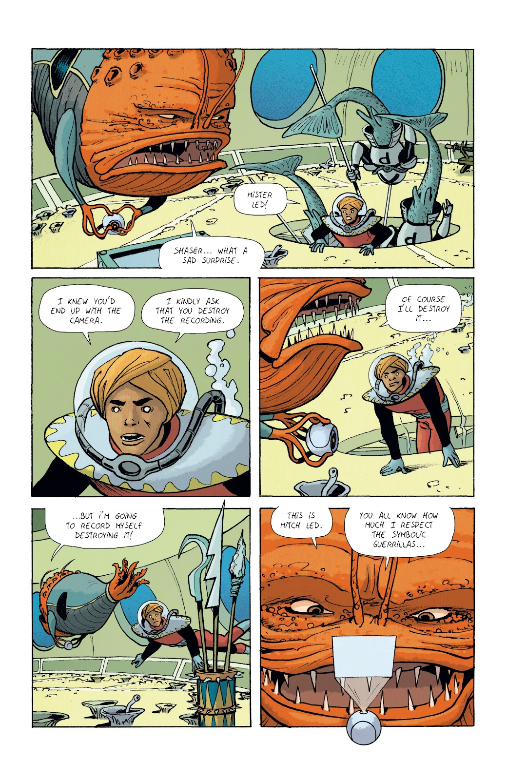 Read online Infinity 8 comic -  Issue #12 - 23