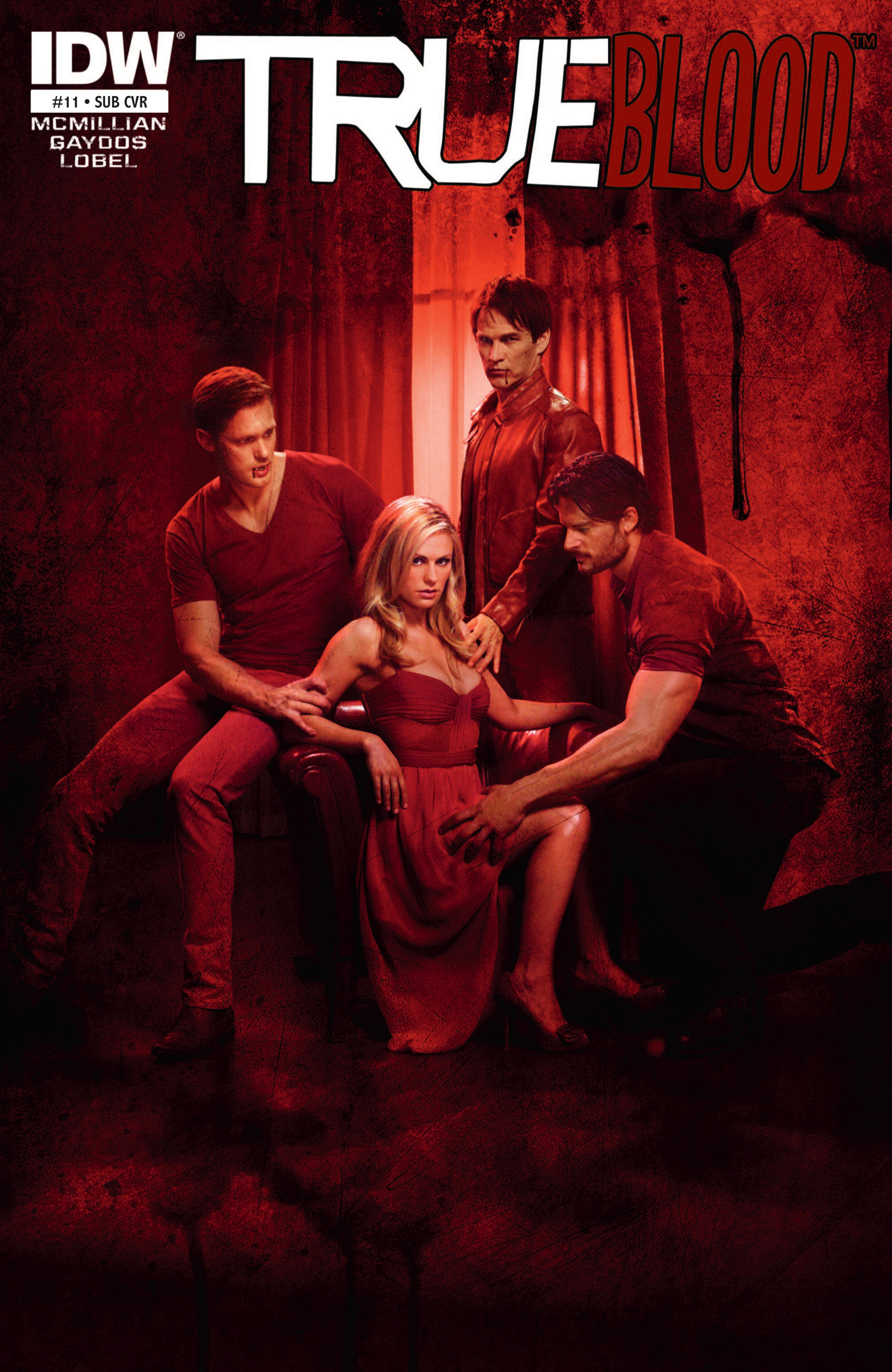Read online True Blood (2012) comic -  Issue #11 - 2