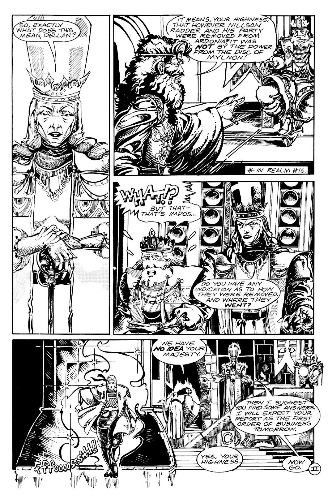 The Realm (1986) issue 18 - Page 4