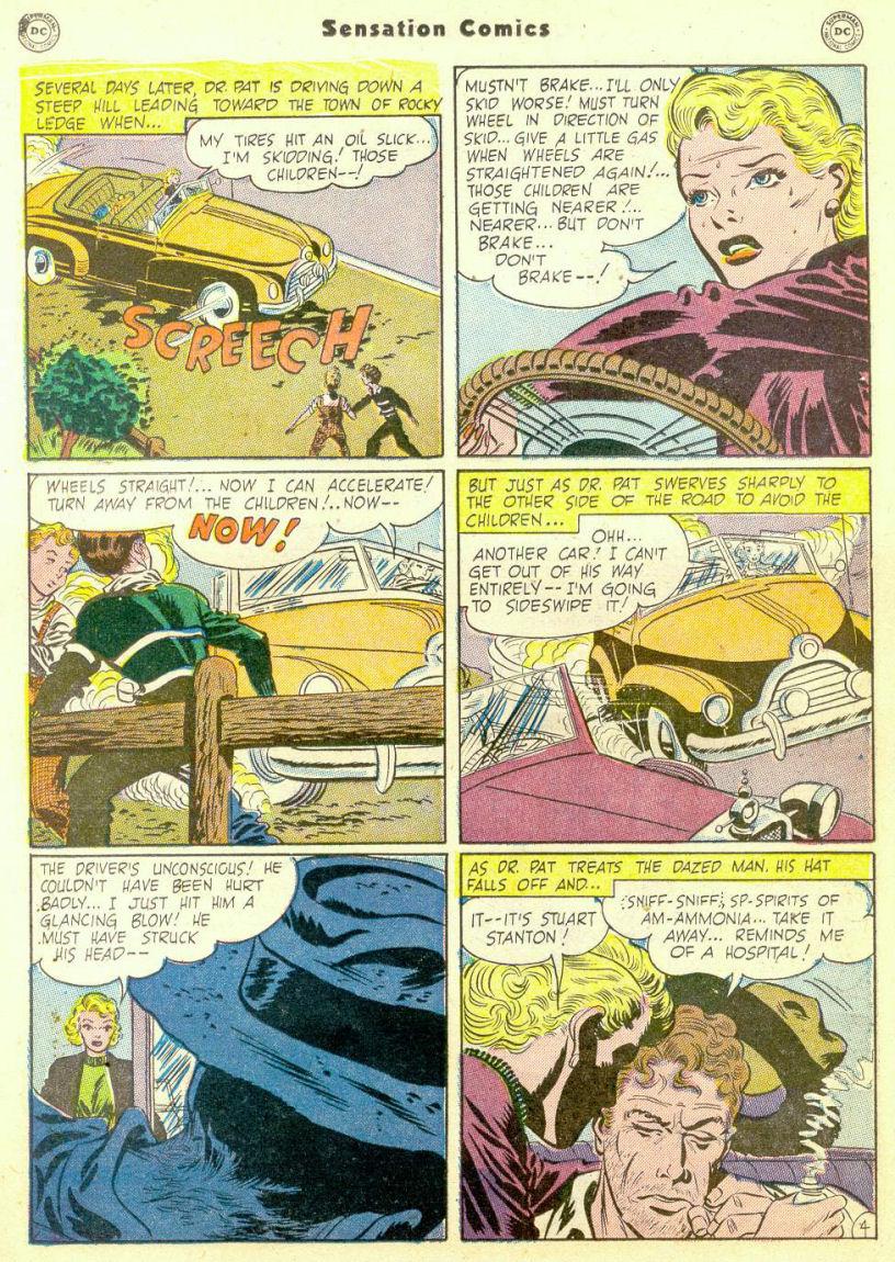 Read online Sensation (Mystery) Comics comic -  Issue #98 - 20