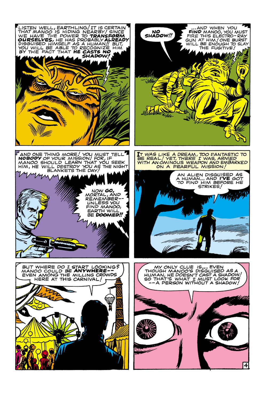 Read online Amazing Adventures (1961) comic -  Issue #2 - 5