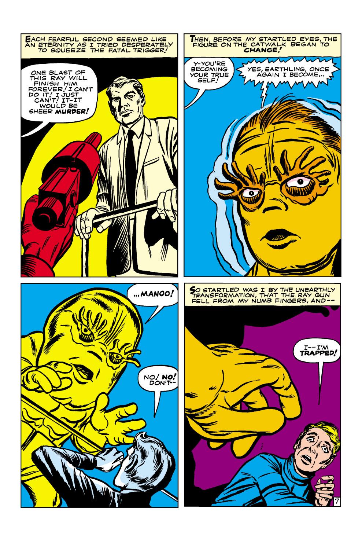 Read online Amazing Adventures (1961) comic -  Issue #2 - 9