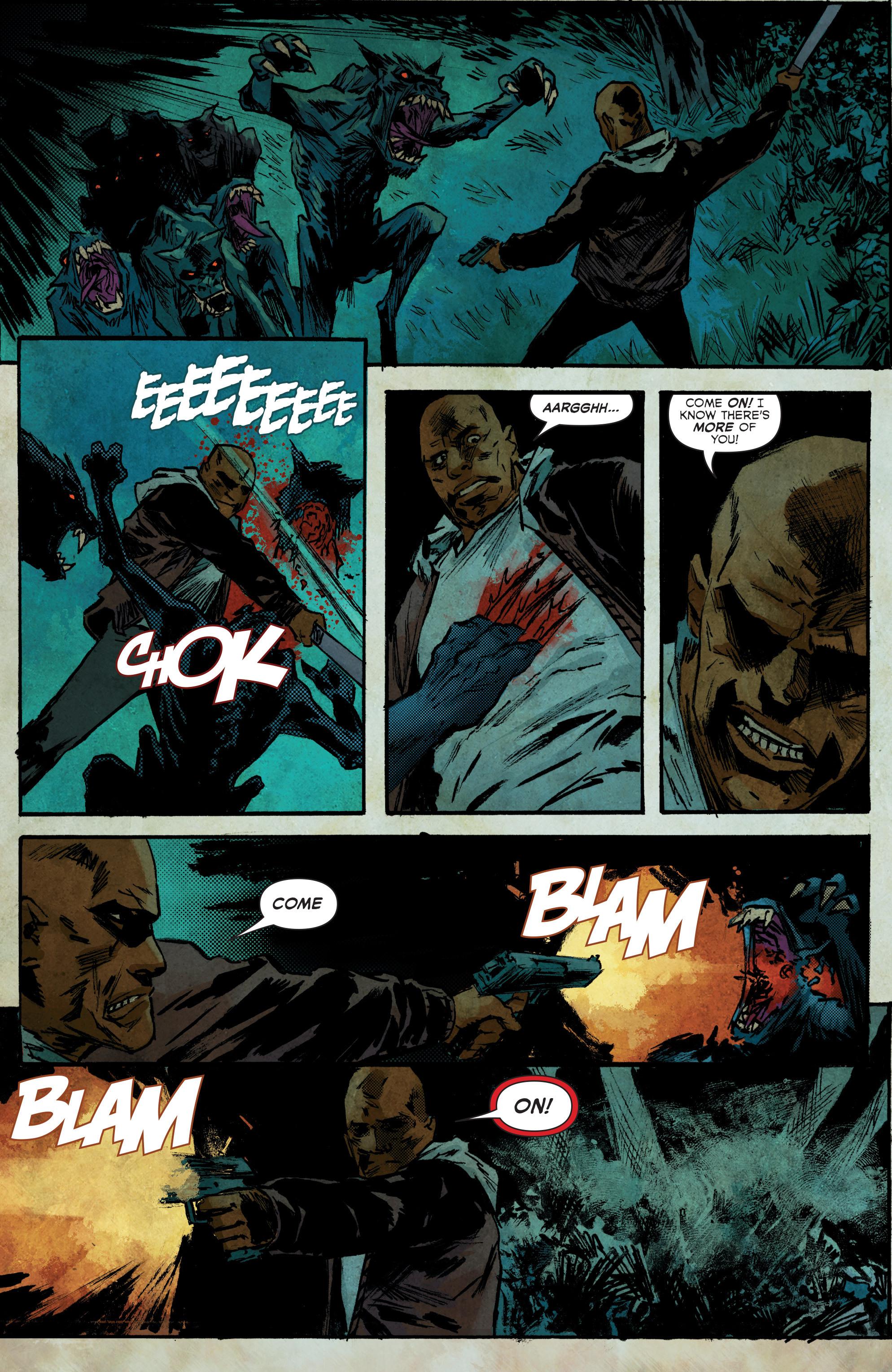 Read online Hoax Hunters (2012) comic -  Issue # TPB 3 - 88