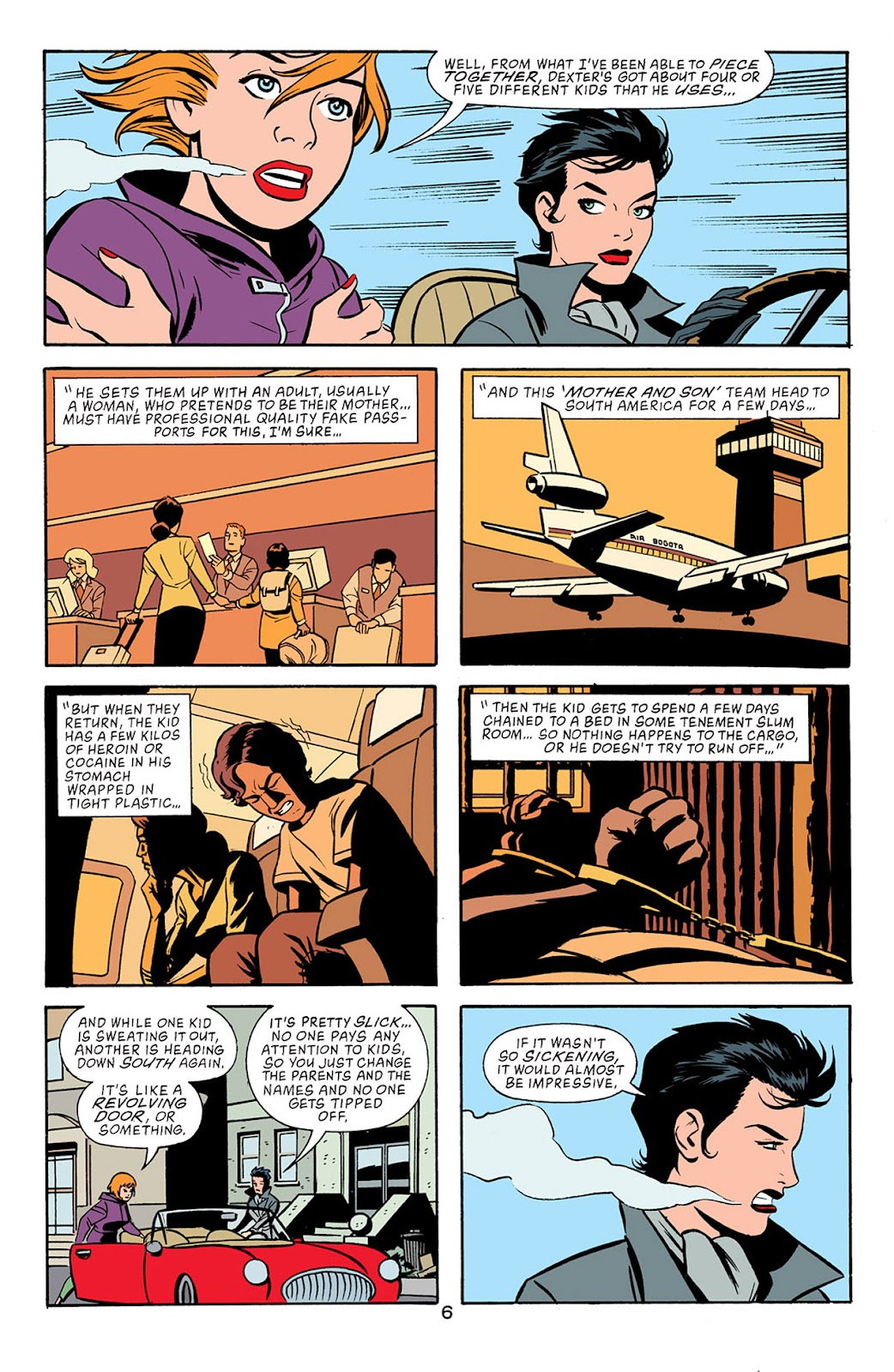 Catwoman (2002) Issue #5 #5 - English 7
