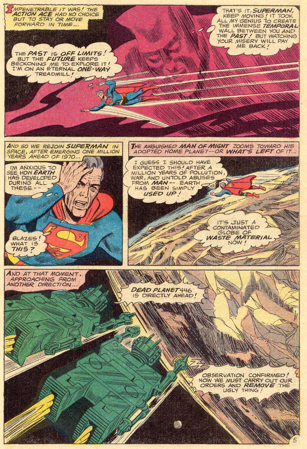 Read online Action Comics (1938) comic -  Issue #387 - 7