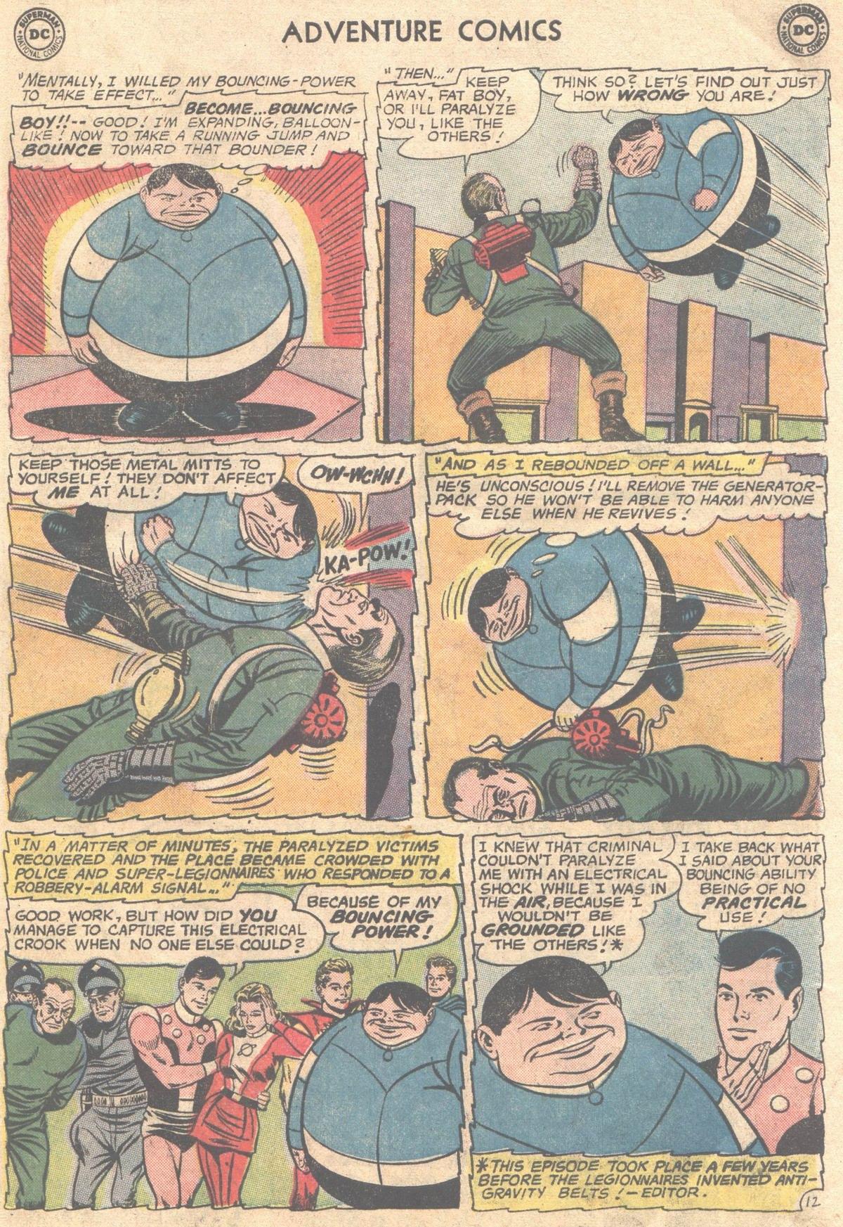 Read online Adventure Comics (1938) comic -  Issue #498 - 23