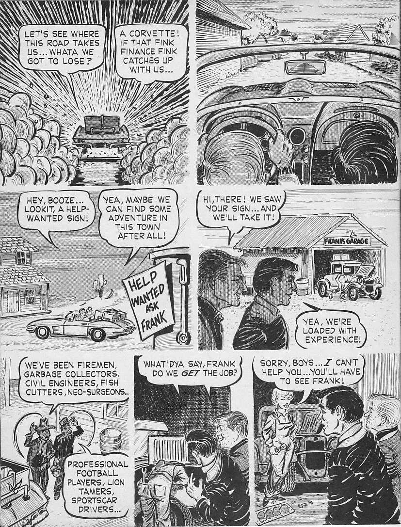 Drag Cartoons issue 1 - Page 30