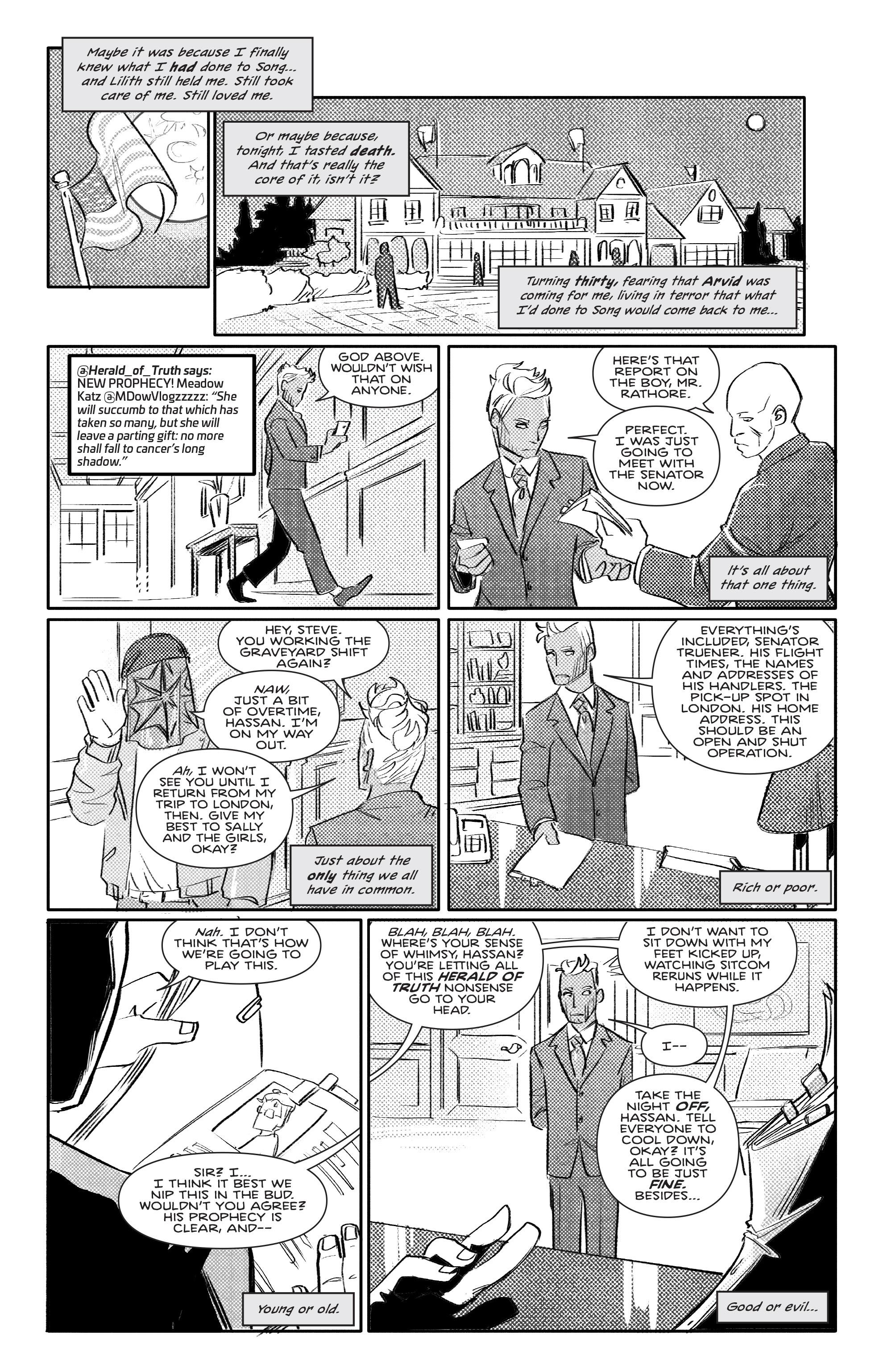Destiny, NY #11 #11 - English 28
