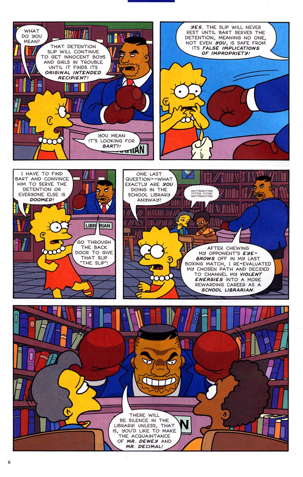 Read online Simpsons Comics Presents Bart Simpson comic -  Issue #22 - 8