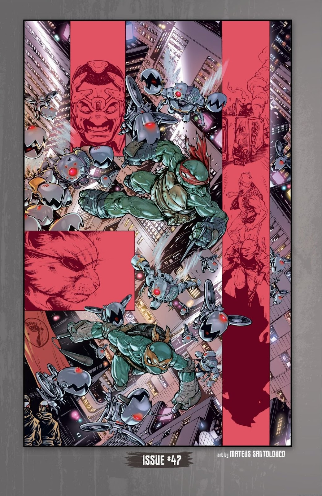 Read online Teenage Mutant Ninja Turtles: The IDW Collection comic -  Issue # TPB 6 (Part 2) - 70