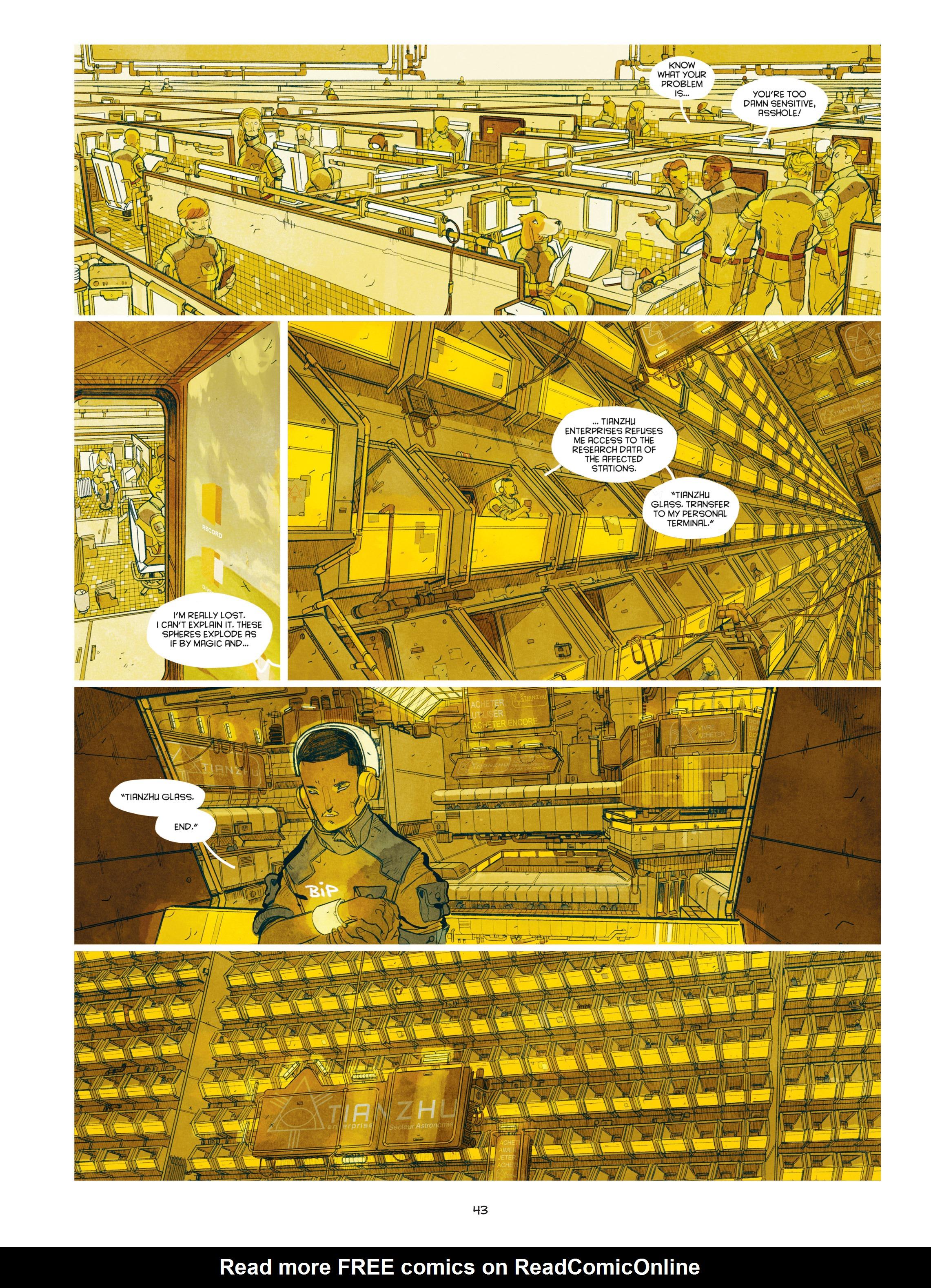Read online Shangri-La comic -  Issue # Full - 45