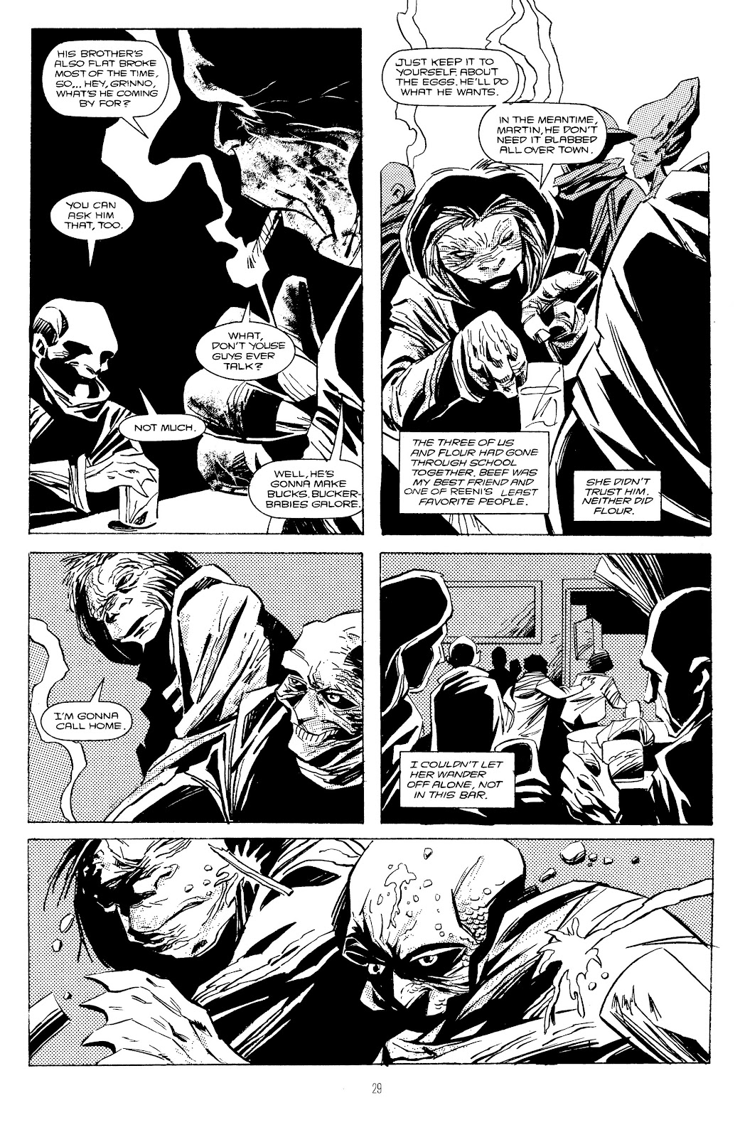 Read online Freaks' Amour comic -  Issue # TPB (Part 1) - 30