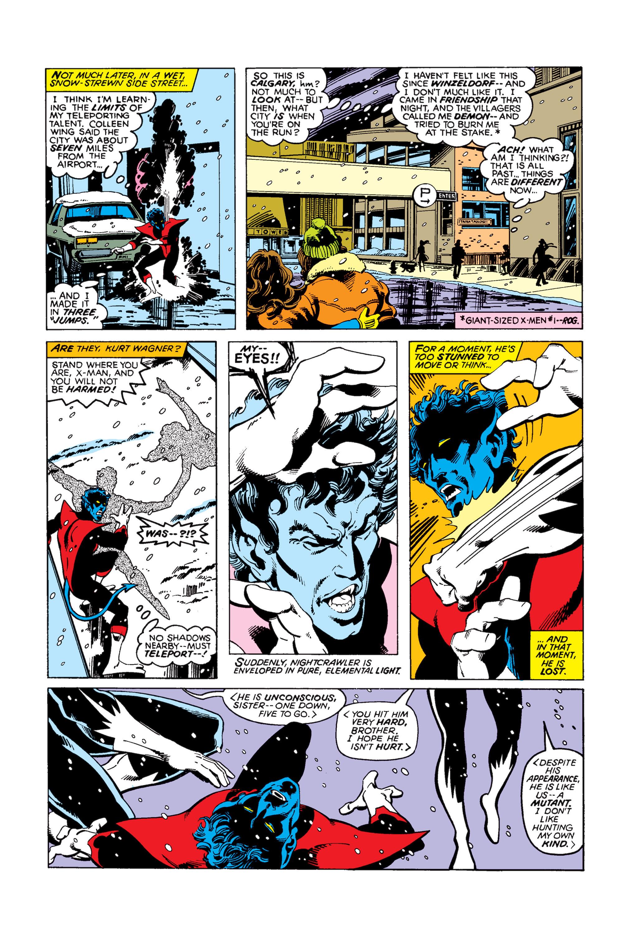 Uncanny X-Men (1963) 120 Page 11